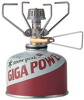 Snow Peak GigaPower Canister Stove