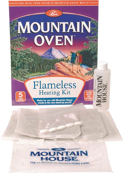 Mountain House Flameless Chemical Stove