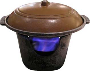 Restaurant Alcohol Stove
