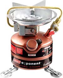 Coleman Exponent Multi Fuel Stove