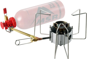 MSR DragonFly Backpacking Stove System