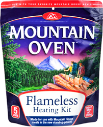 Mountain Oven - Flameless Heating Kit