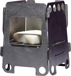 Hexamine Pocket Stove