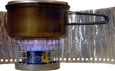 Don Johnston's Photon Stove System